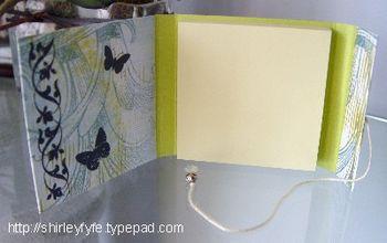 Sticky Notepad Holder 5