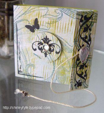 Sticky Notepad Holder 2