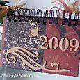 2009 Desk Calendar