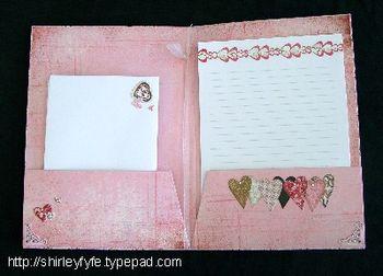 Love Notes Compendium Inside