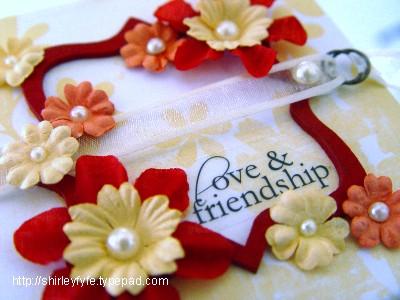 Love Friendship Album