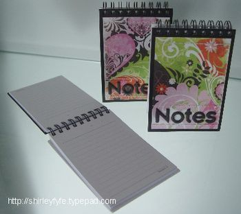 Notes Notepads 2