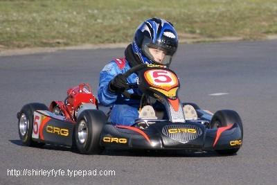 Reflections Go Kart Racing At Morwell