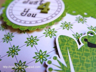 Lollie Packages Close-up