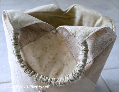 Diamond Patchwork Bag 2