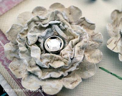 Scrunch Flowers 2