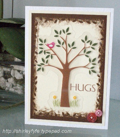 Hug Tree Card