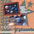 Plaster Planets