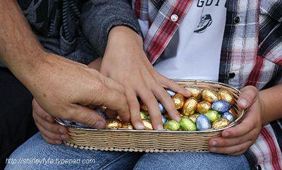 Easter Hands