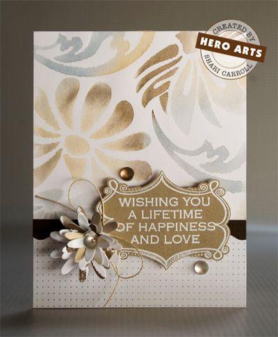 Hero Arts - Watercolour Background