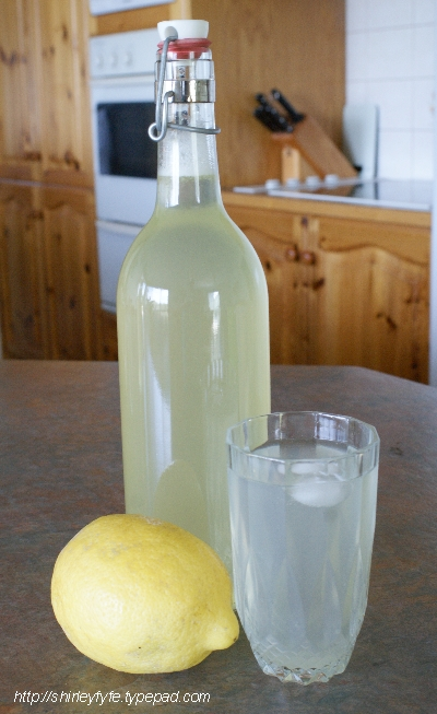 Lemon Cordial 2