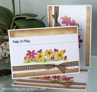 Birthday Cards with Smooch 1