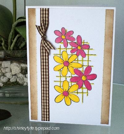 Birthday Cards with Smooch 2