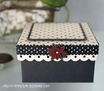 Black & Cream Box 1