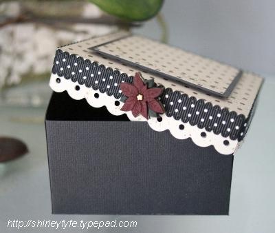 Black & Cream Box 2