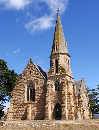Uniting Church, Ross