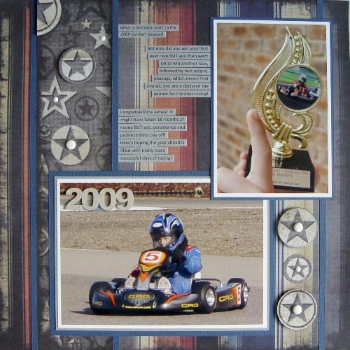 2009 Go Karts