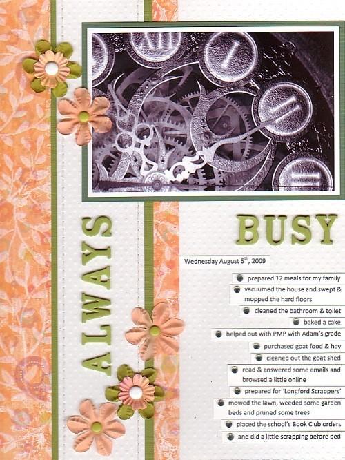 Always Busy