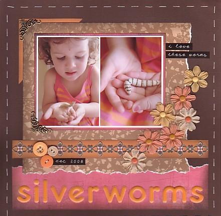 Silverworms