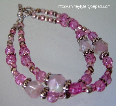 Breast Cancer Awareness Bracelets- Pink Ribbon Products- Bracelets